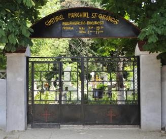 cimitir andronache