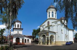 """Parohia Sf. Pantelimon – Conferinţa aniversară """"Tămăduirea Ciumei Roşii, misiune interzisă de ateism"""", 18 Martie 2015"""