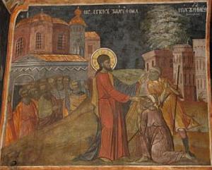 Duminica a 7-a după Rusalii  – Vindecarea a doi orbi şi a unui mut din Capernaum /  Rugăciunea lui Iisus – PUTEREA MÂNGÂIETOARE A CREDINŢEI ÎN DUMNEZEU – Pr. Dr. Bogdan-Aurel TELEANU