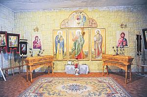 Parohia Teiul Doamnei Ghika – Sărbătoarea Sfinţilor Epictet şi Astion – 8 iulie 2015