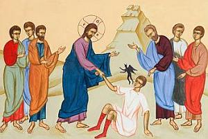 Duminica a 10-a după Rusalii – Vindecarea lunaticului (Mt 17,14-23) –  Despre râvna duhovnicească – Pr. Dr. Bogdan-Aurel TELEANU
