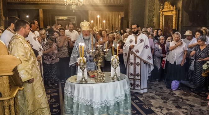 Parohia Sf. Treime Tei – Zi de hram – Sărbătorirea Sfântului Cuvios Dionisie Exiguul
