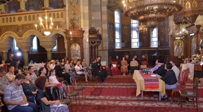 APOR Sector 2 – 16 septembrie 2015 – Importanţa orei de religie în viaţa copiilor şi a tinerilor