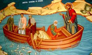 Duminica a 18-a după Rusalii – Pescuirea minunată –  SEMNUL CHEMĂRII LA CREDINŢĂ RESPECTĂ PRINCIPIUL LIBERTĂŢII UMANE – Pr. Dr. Bogdan-Aurel TELEANU