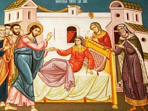 Duminica a 24-a după Rusalii – Învierea fiicei lui Iair – CREŞTINUL AUTENTIC, OMUL BUNULUI SIMŢ – Pr.Dr. Bogdan – Aurel TELEANU