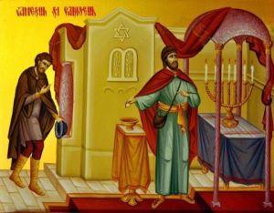 Duminica a 33-a după Rusalii – Pilda vameşului şi fariseului – Postul vameşului şi impostura fariseului – Pr. Dr. Bogdan-Aurel TELEANU