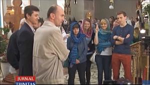 Parohia Sf. Pantelimon Foișorul de Foc – Tinerii din comunitatea Taizé în pelerinaj la București