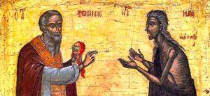 Duminica a V-a din Postul Mare (a Cuvioasei Maria Egipteanca) – Iubirea faţă de Dumnezeu ne aduce iertare de păcate – † DANIEL, Patriarhul Bisericii Ortodoxe Române