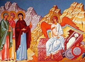 ingerul-vestind-invierea-femeilor-mironosite