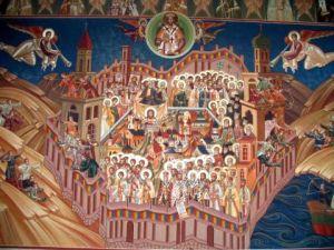Duminica a II-a dupa Pogorarea Duhului Sfant (a Sfintilor Romani)