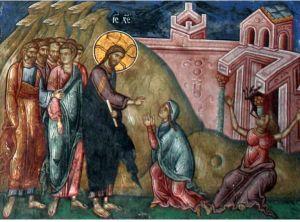 Predică la Duminica a XVII-a după Rusalii – a Canaaneencei – Despre credința cea mare și statornică – Pr. Ilie Cleopa