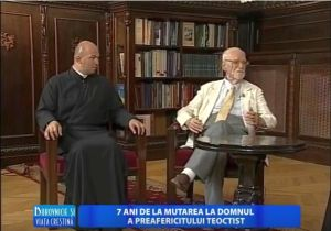 In Memoriam Patriarh Teoctist – interviu Trinitas TV , Academician Constantin Balaceanu-Stolnici, Pr. Dr. Bogdan-Aurel Teleanu
