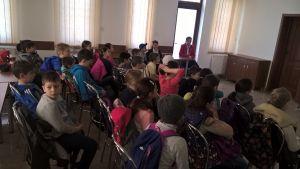 Parohia Sfântul Dumitru, Colentina – Copiii învățând din pildele Mântuitorului