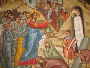 Despre învierea lui Lazăr și învierea cea duhovnicească – Arhim. Ioanichie Bălan