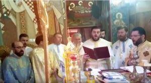 Parohia Marcuta – Sf. Litughie la ziua Sf. Ioan Valahul, ocrotitorul tinerilor LTCOR sector 2
