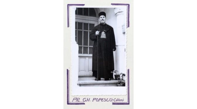 Părintele Gheorghe Colibaşi, mărturia slujirii neîncetate