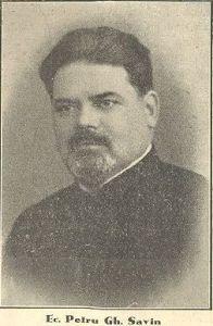 Petru Savin